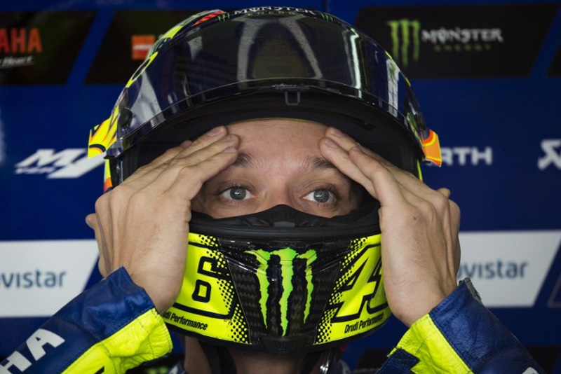 Rossi Mencemaskan Tiga Pembalap Ini