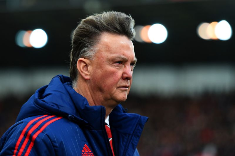 Louis van Gaal (Foto: Getty Images/Laurence Griffths)