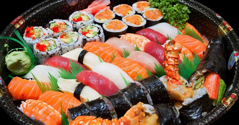 top 5 makan sushi enak di jakarta