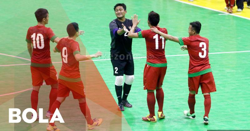 Melesatnya Futsal Saat Sepakbola Nasional Mati Suri