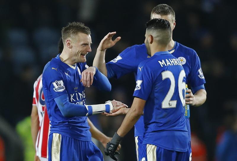 Leicester buat deg-degan klub besar Premier League. (Foto: REUTERS/Carl Recine)