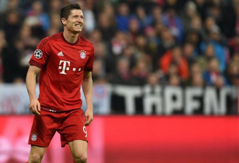 Lewandowski tak akan gabung Juventus atau Madrid. (Foto: AFP/Christof Stache)