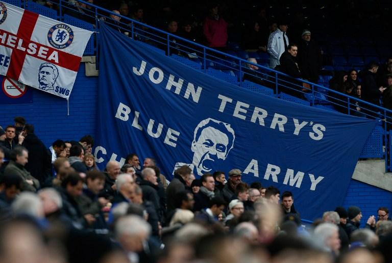 John Terry ( Foto: AFP )