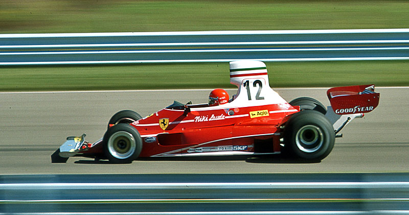 Mobil F1 tahun 1975
