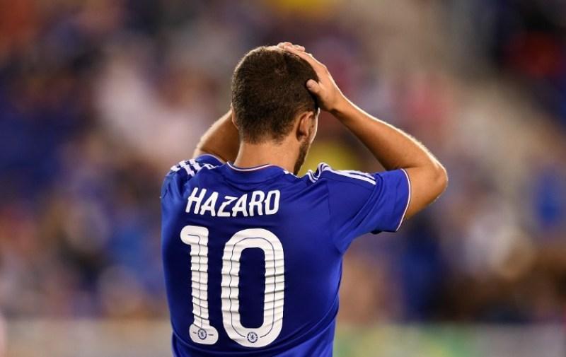 Eden Hazard (Foto: John Sibley/REUTERS)