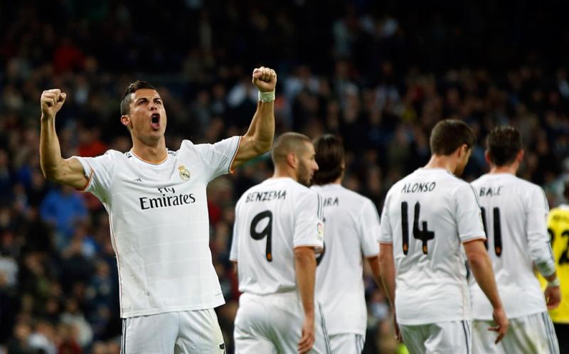 Ronaldo Marah Ketika Ditanya soal Messi