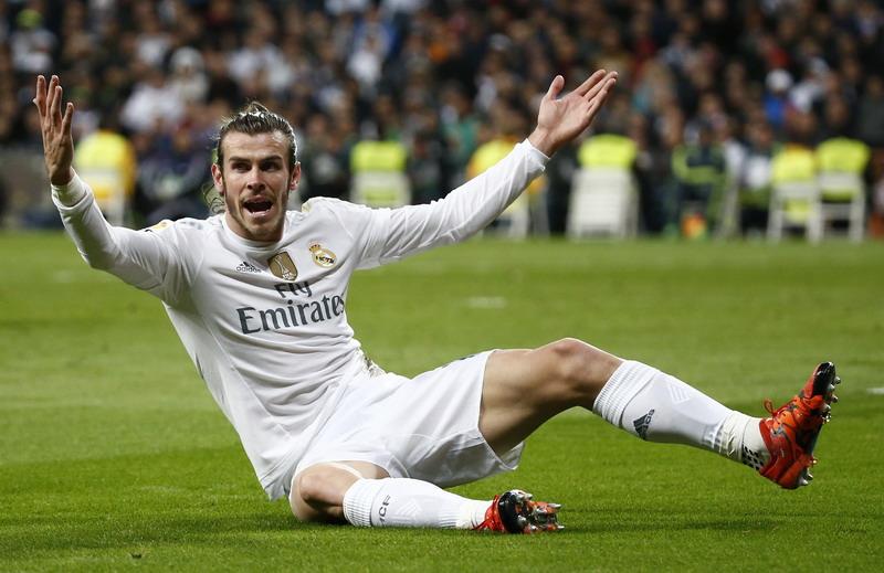 Gareth Bale. (Foto:AFP)