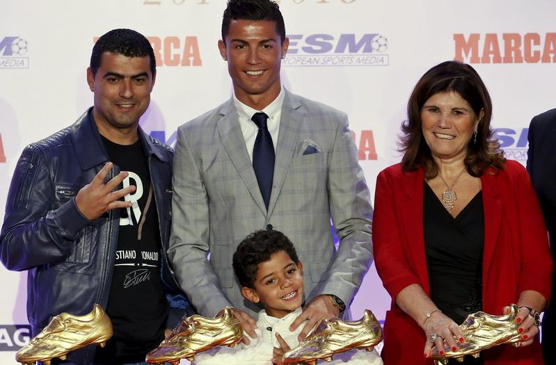 Ronaldo buka peluang main film (Foto: Reuters)