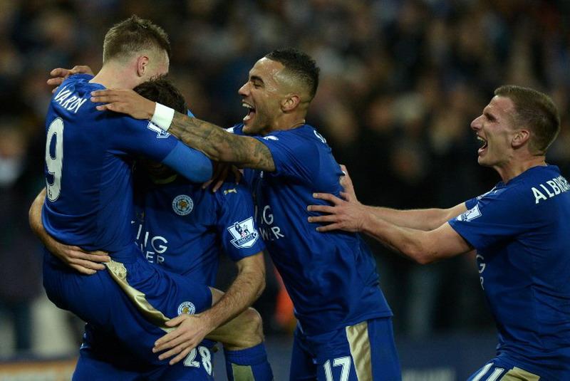 Leicester City (Foto: AFP)