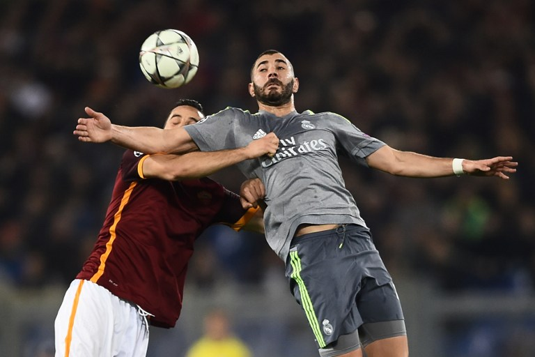 Karim Benzema (Foto: AFP/Filippo Monteforte)