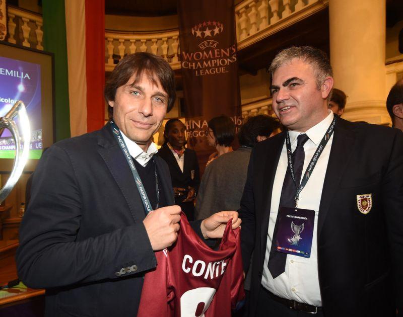 Antonio Conte (Foto: Getty Images/Pier Marco Tacca)