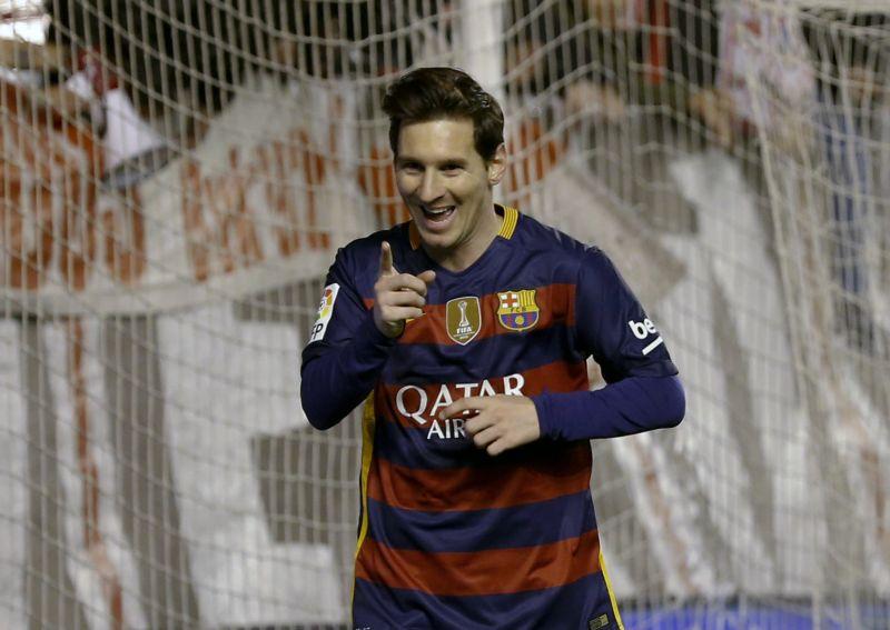 Lionel Messi (Foto: Reuters/Sergio Perez)