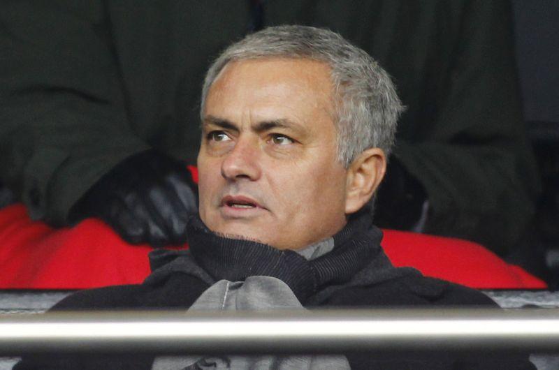 Jose Mourinho (Foto: reuters/John Marsh)