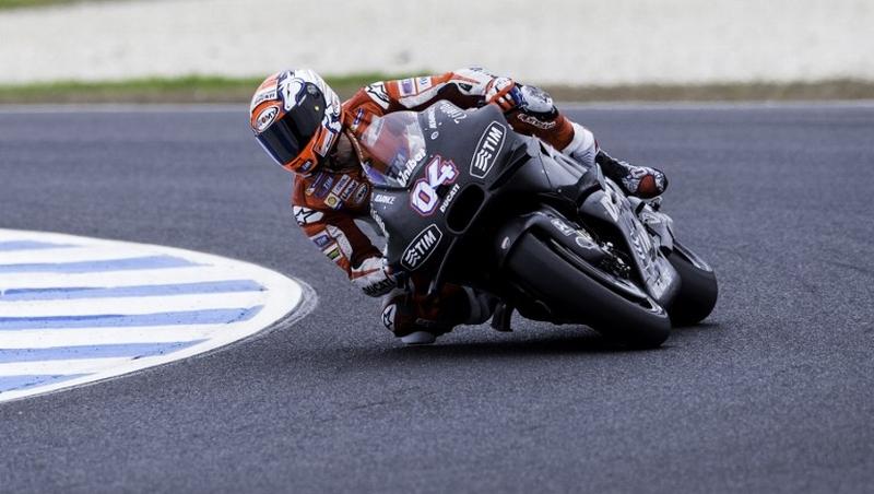 Cara Ducati Berdamaidengan Michelin
