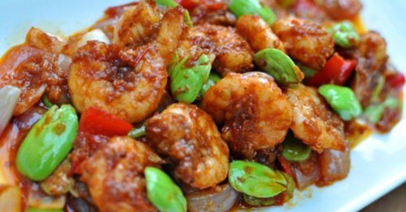 Resep Udang Sambal Petai Menggugah Selera Makan