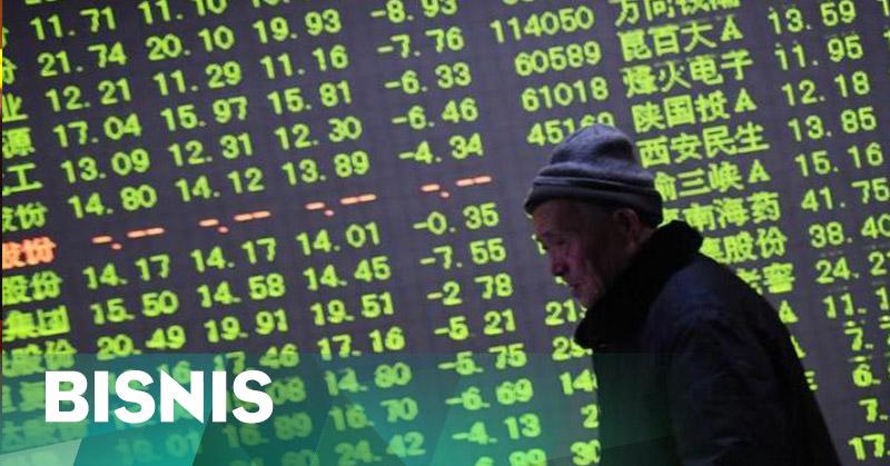 \Pasar Saham Asia Menghijau Tanggapi Menguatnya Minyak Mentah   \