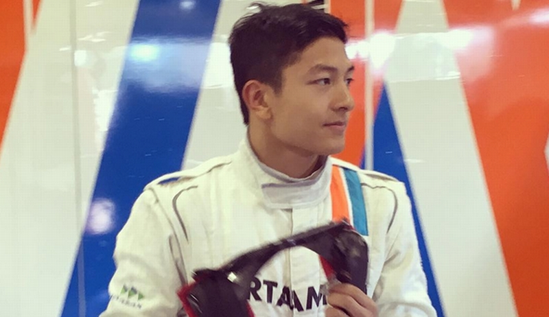 Rio Haryanto (Foto: Instagram resmi Manor Racing)