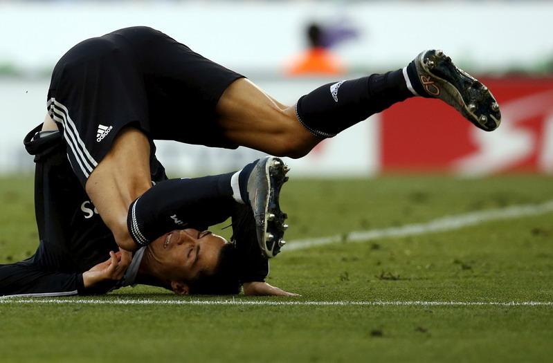 Cristiano Ronaldo jangan hengkang dari Madrid (Foto: Reuters)