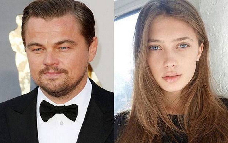Leonardo DiCaprio TaK Kapok Pacari Model