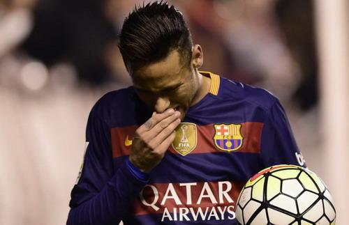 Neymar ( Foto: Reuters )