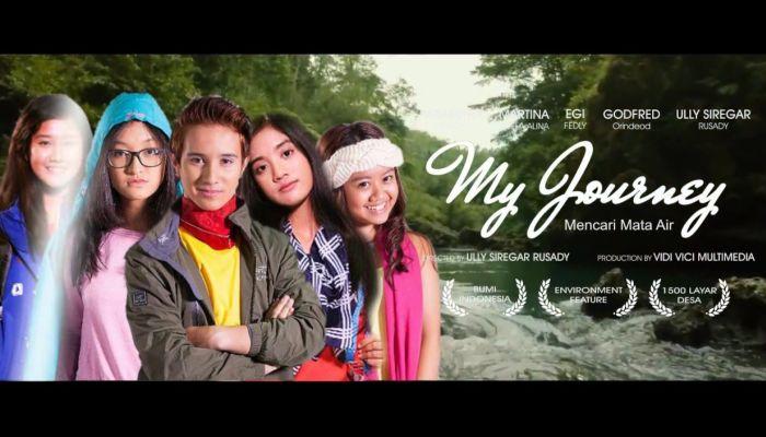 Film My Journey: Mencari Mata Air Menang 3 Penghargaan di Amerika