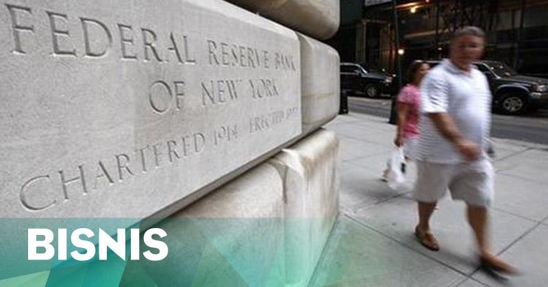 \Alasan The Fed Pertahankan Suku Bunga karena Ekonomi Melambat\