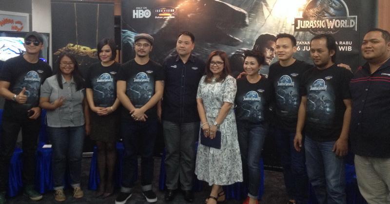 Jurassic World Hadir dengan Bahasa Indonesia