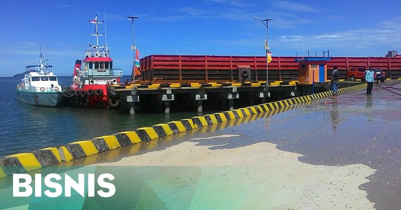 Pelabuhan Akan Sia-Sia, Jika di Kalimantan Tak Ada Pembangunan Jalan