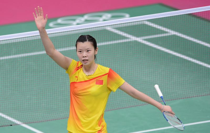Li Xuerui ( Foto: Canada.com )