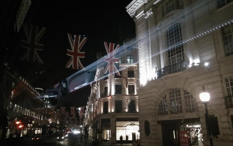 Indonesian Weekend, Ben Kasyafani: Yea, London!