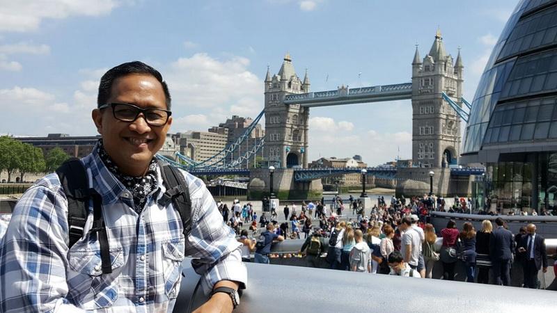 'Asal Tidak Hujan, Indonesian Weekend London Pasti Sukses'