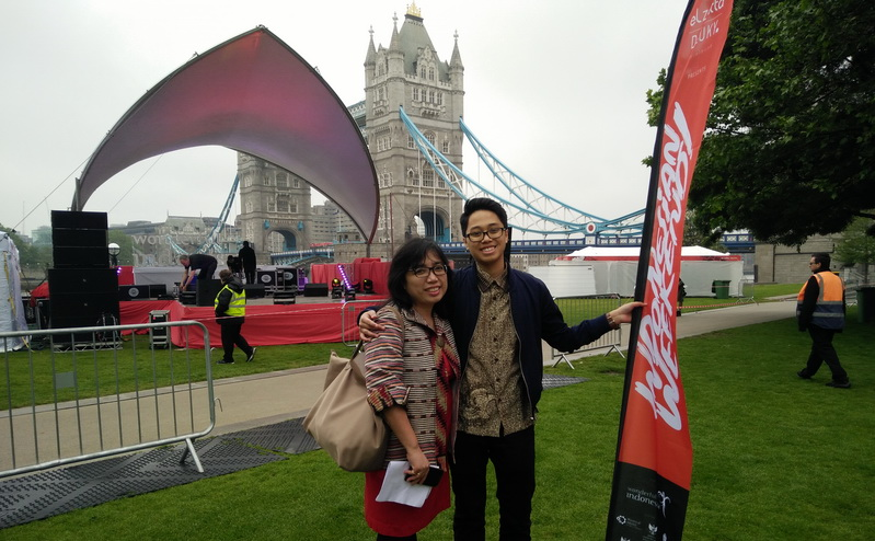 Indonesian Weekend London, Endang Nurdin: Ini seperti Mimpi!