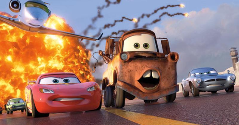 Film Cars 3 (Foto: Pixar)