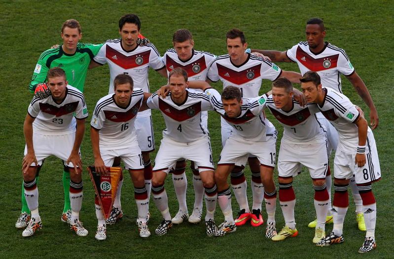 Timnas Jerman (Foto: Reuters)