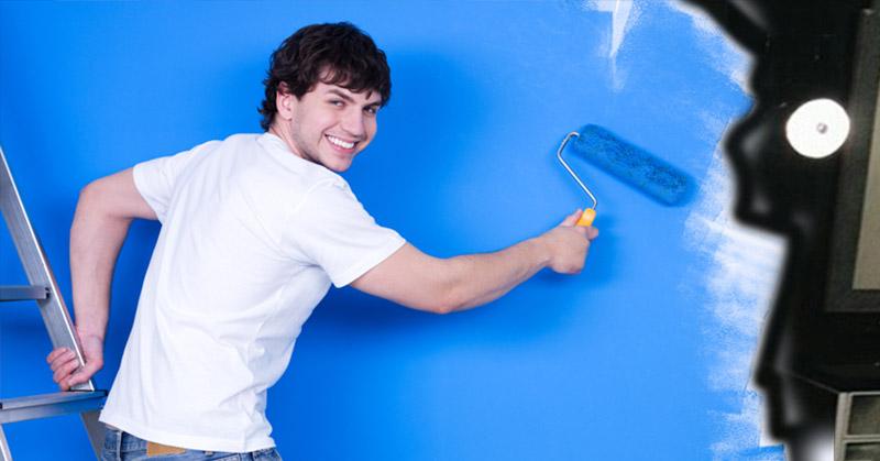 Segarkan Pikiran dengan Sentuhan Warna Baru Dinding Rumah