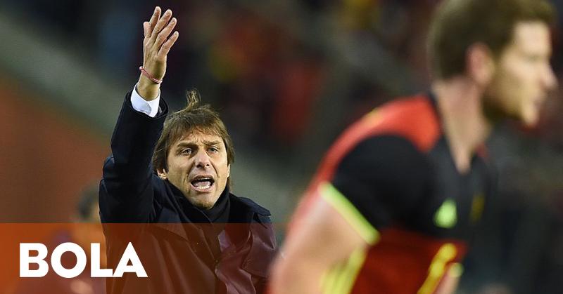 Conte Tak Menyesal Tinggalkan Italia demi Chelsea