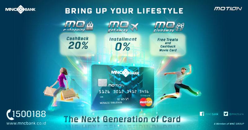 Belanja Lebaran Makin Mudah dan Hemat dengan Kartu Kredit Motion