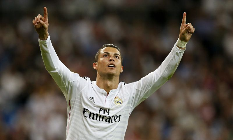 Cristiano Ronaldo (Foto: Getty Images/Michael Steele)