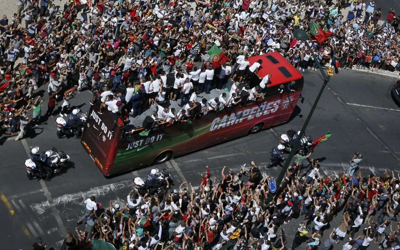 Portugal (Foto: Reuters)