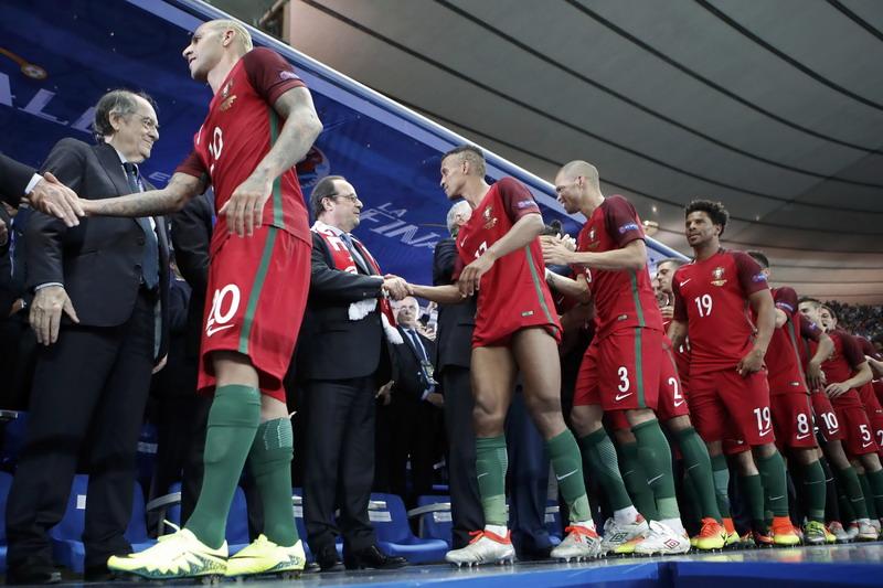 Timnas Portugal ( Foto: Reuters )