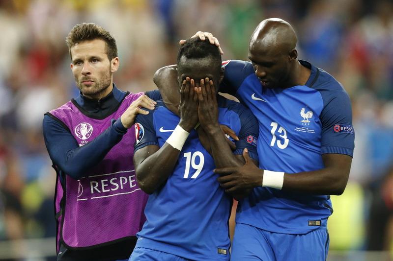 Timnas Prancis ( Foto: Reuters )