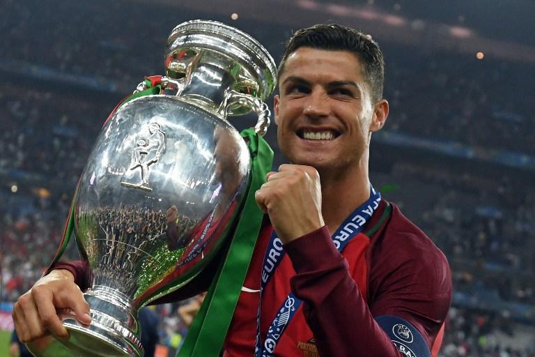 Cristiano Ronaldo (Foto: AFP/Martin Bureau)