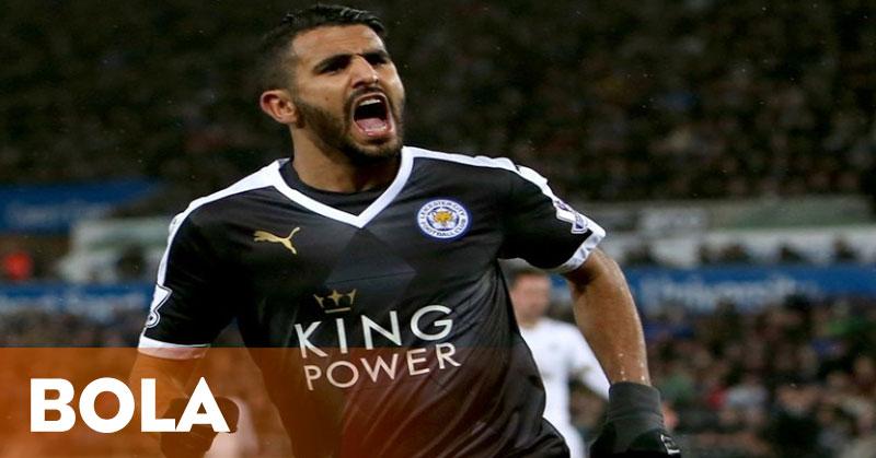 Kapten Leicester: Jangan Terbebani Rumor Transfer, Mahrez!