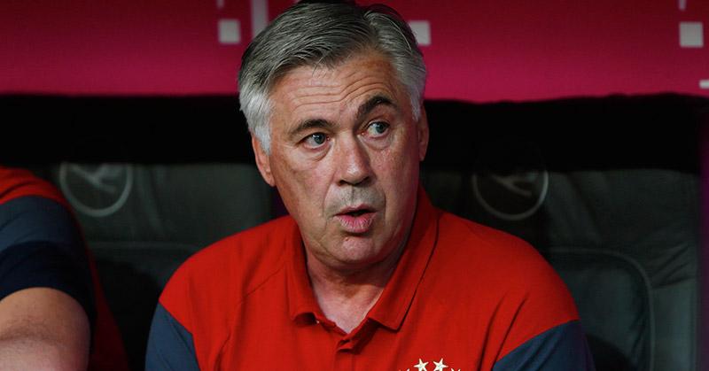 Carlo Ancelotti (Foto: Reuters)
