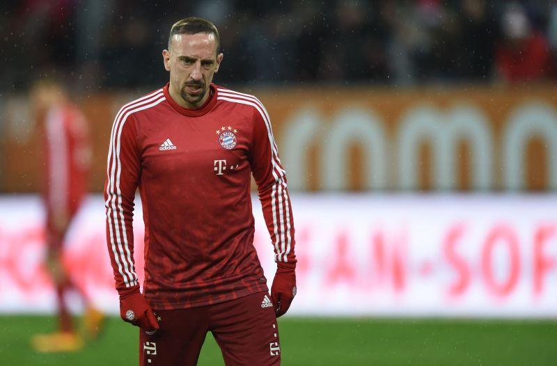 Franck Ribery (Foto: Gazzeta World)