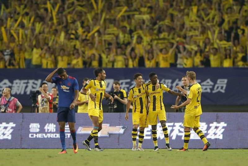 Borussia Dortmund (Foto: Getty Images/Lintao Zhang)