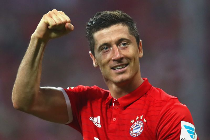 Robert Lewandowski (Foto: Getty Images/Alexander Hassenstein)