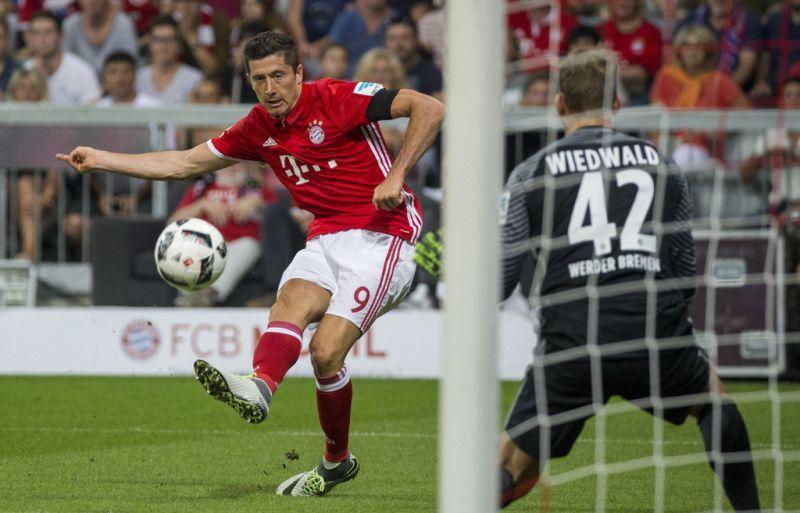 Robert Lewandowski (Foto: Getty Images/Marc Muller)