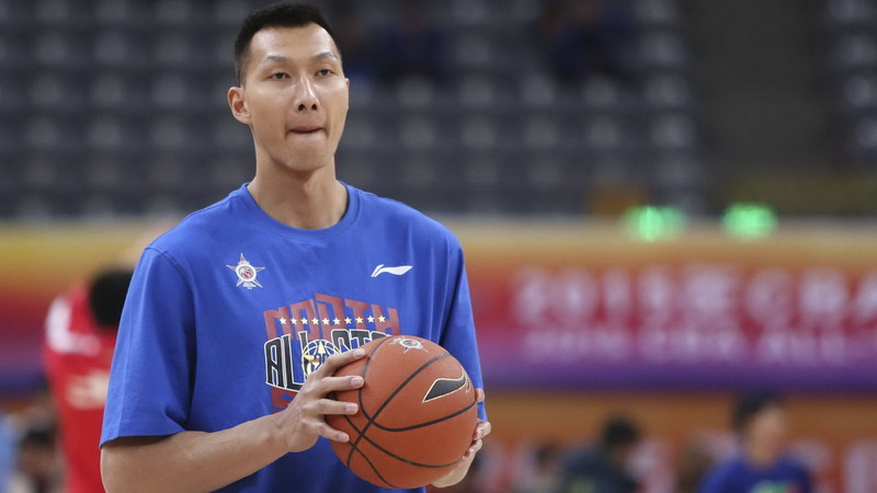 Yi Jianlian / Getty