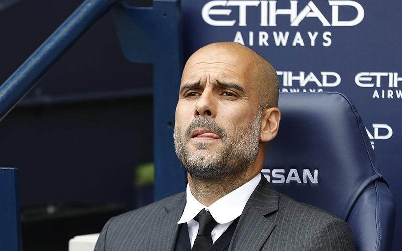 Pep Guardiola (Foto: Reuters)